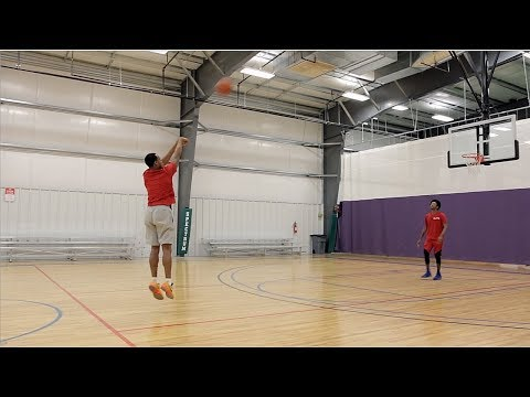How to increase basketball shooting speed & accuracy easy!