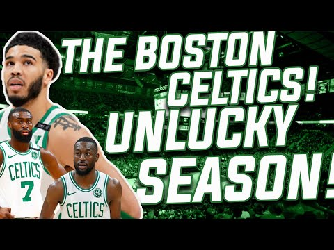 Why the boston celtics are the unluckiest! team in the nba!!