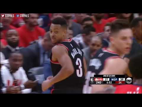 Basketball 2018 highlights portland trail blazers vs new orleans pelicans game 4