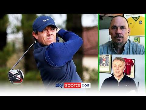 Why is rory mcilroy trying to find more speed? | sky sports golf podcast