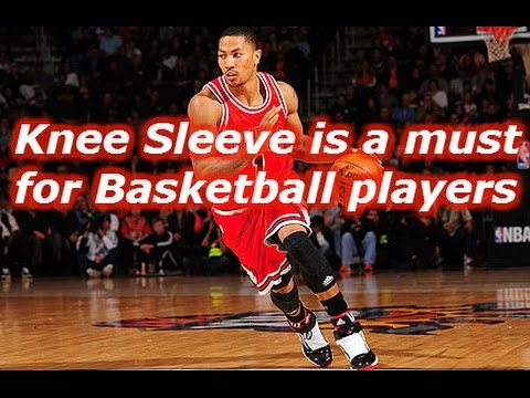 How to prevent basketball injuries: knee sleeve is a must for basketball players