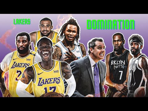 Why the lakers win over the brooklyn nets is a big deal! post game recap | lakers blowout nets