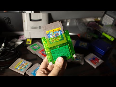 Why (and when) you should buy japanese game boy games