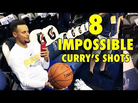 Can you do these 8 impossible stephen curry's shots? 🏀