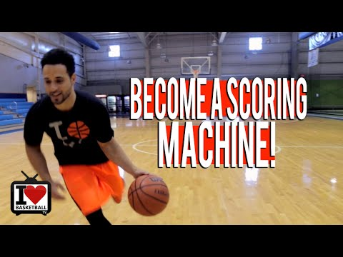 5 basketball scoring moves that will make you unguardable!
