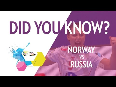 Did you know? | norway vs russia | ehf euro 2016