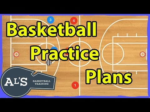 How to build a basketball practice plan