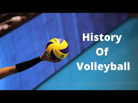 History of volleyball (in hindi) watch full vedio