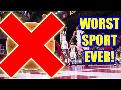 Why basketball is the worst sport