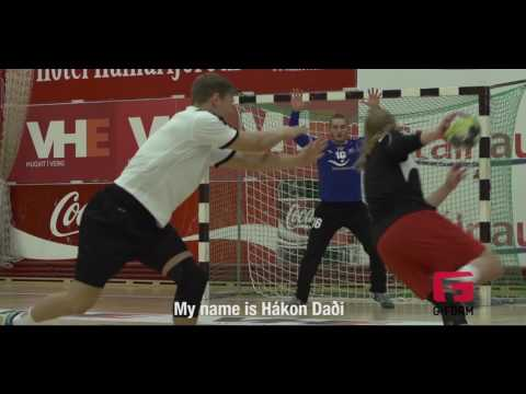 G-form is changing the game in handball protection