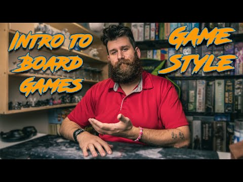 American, euro, german, oh my | intro to board games - game style