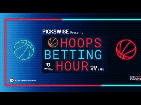 College basketball picks & predictions   hoops betting hour with jeff nadu on saturday, march 13