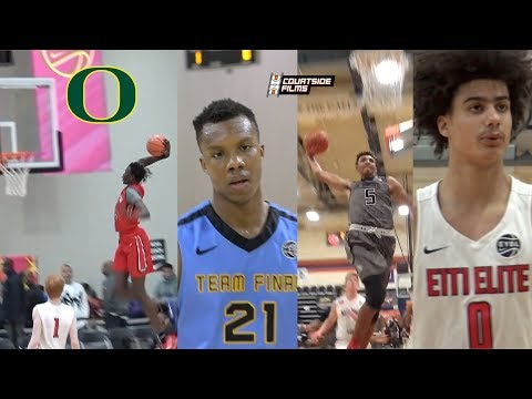 The 2018 oregon recruiting class is loaded! bol bol, louis king, miles norris & will richardson!
