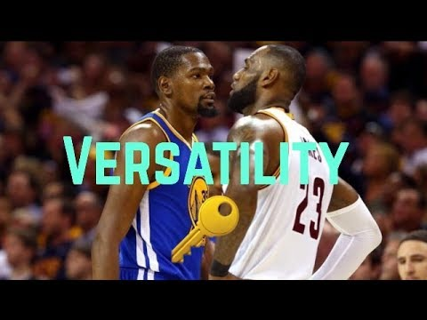 How to become the best basketball player you can be / ft- kevin durant