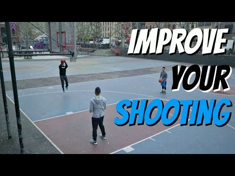 How to: 3 step shooting drill to improve your shot!