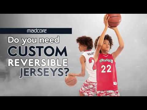 Custom reversible basketball jerseys and uniforms   design your own jerseys online