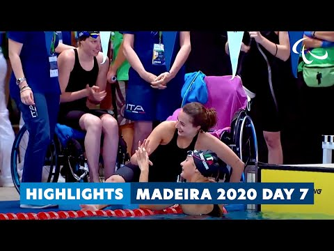 Madeira 2020   day 7 highlights   paralympic games
