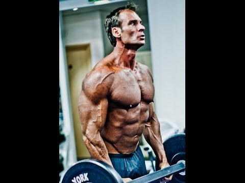 High intensity bodybuilding training: be a savage!