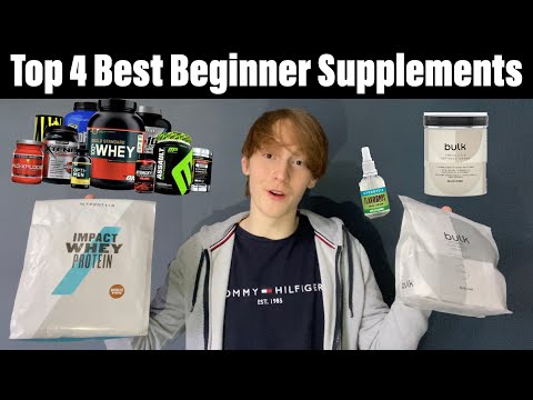 Best supplements for beginners ( gyms-reopening & bodybuilding )