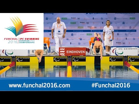Day 4 finals | funchal 2016 - ipc swimming european open championships - live