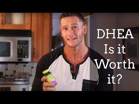 Build muscle density and boost metabolism with dhea- thomas delauer