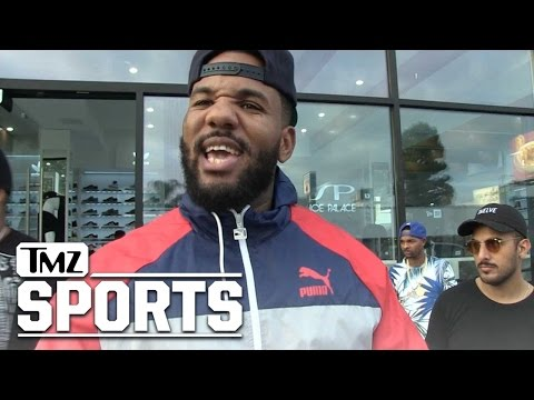 The game -- i'm won't watch the lakers... unless they sign lamar odom   tmz sports