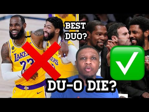 Best duo in the nba kd & kyrie or lebron & ad?