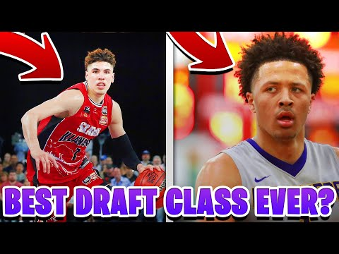 Why the 2021 nba draft class will be better than any nba draft class ever!