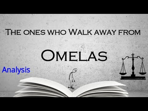 The ones who walk away from omelas - summary and analysis