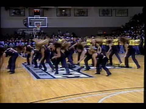 Providence college dance team 1st performance at late night madness