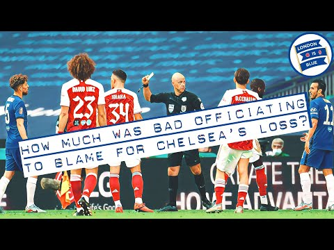 Dear anthony taylor, from chelsea fans | chelsea vs. arsenal fa cup match review