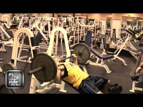 How to do giant sets in the gym
