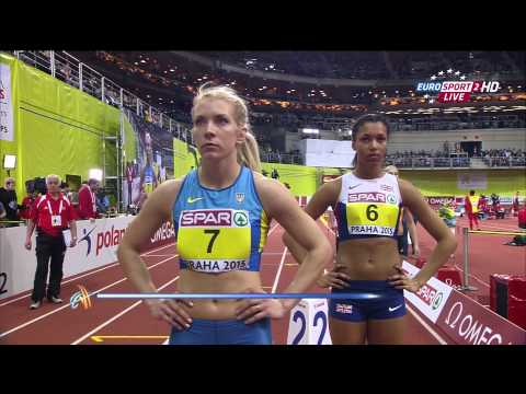 Hd. european athletics indoor championships-2015. day 1. afternoon session