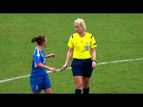 Top 5 sexiest female referee's in football