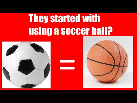 Fast answers: why is basketball invented? (answered in over a minute!)