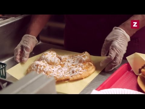 Off-the-radar foods: what is frybread? - made in the usa, episode 7