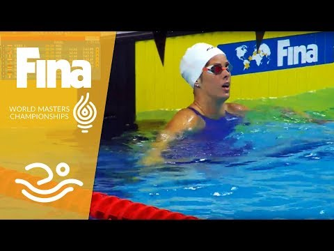Re-live - swimming day 2: duna arena pool a   fina world masters championships 2017 - budapest
