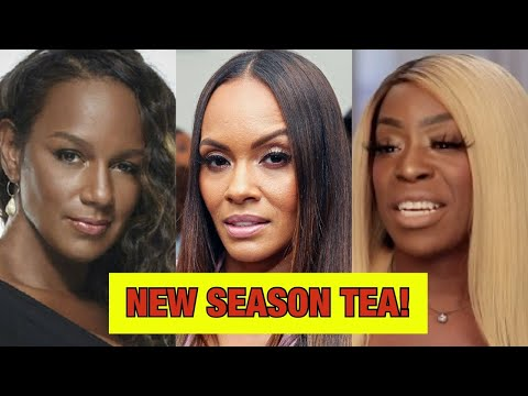Evelyn lozada reveals why she's returning to basketball wives & jackie christie tea!