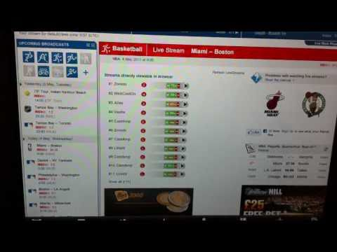 Watch nba games (all sports) live on ipad, iphone & ipod touch