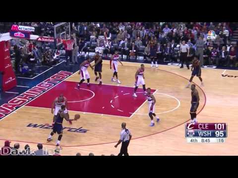 Kyrie irving 32 points @ wizards (full highlights) (01/06/16) amazing 19 in 4th, nasty!