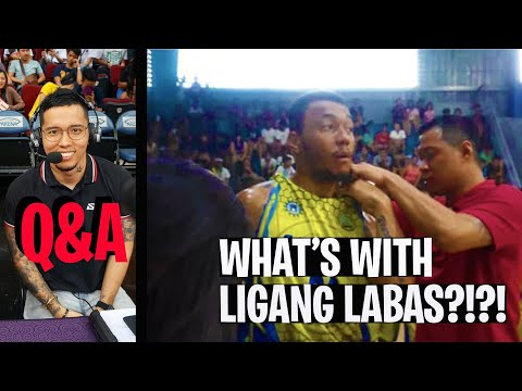 Why do pba, mpbl and college players still play ligang labas???... smh!!   mikee q&a