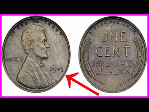 $1,700,000.00 penny. how to check if you have one!   us mint error coins worth big money