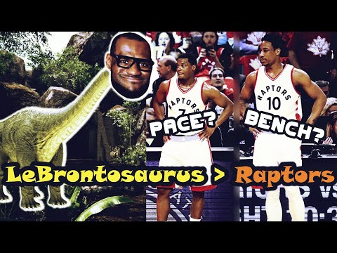 Why the raptors really lost to the cavaliers...again