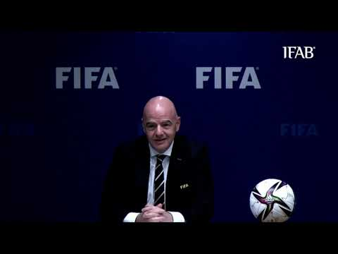Ifab makes further changes to handball rules