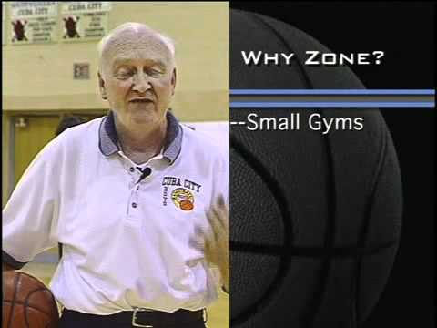 Coaching youth basketball - why play zone defense?