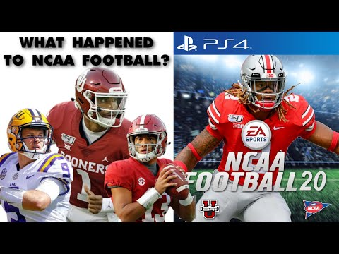 The downfall of the most popular college football game ever: ncaa football