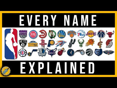 How it was named | nba teams