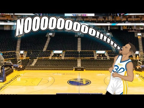 First empty nba game: warriors vs nets will have no fans!