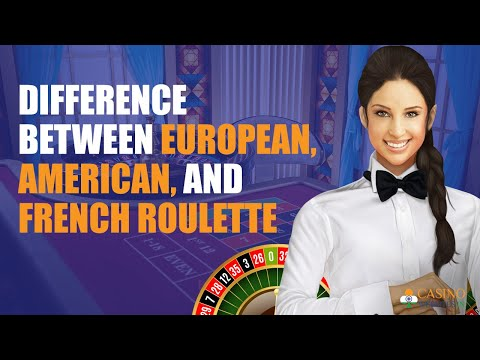 Difference between european, american, and french roulette explained in hindi