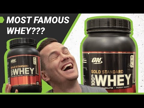 Optimum nutrition gold standard whey review (updated: more popular than ever?)